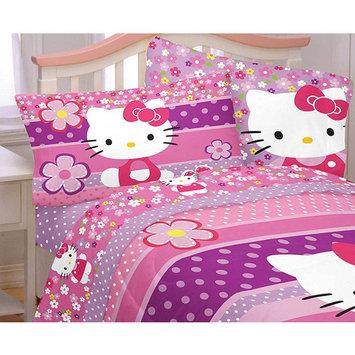 Hello Kitty Full Sheet Set