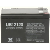 Universal Power Group 12 Volt 12ah Ebike Electric Scooter Battery E-Bike Boreem Battery