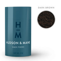 Hudson & Mane Hair Fiber - Dark Brown