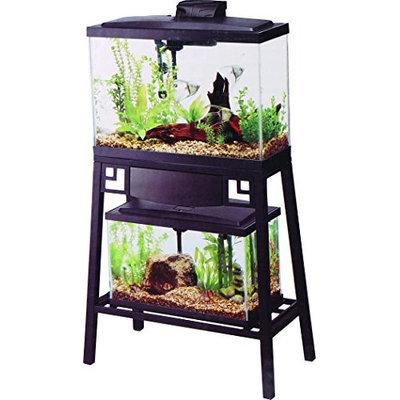 Aqueon Forge Aquarium Stand, 8