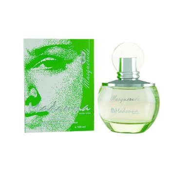 Madonna Masquerade Eau de Parfum Spray for Women, 3.4 Ounce