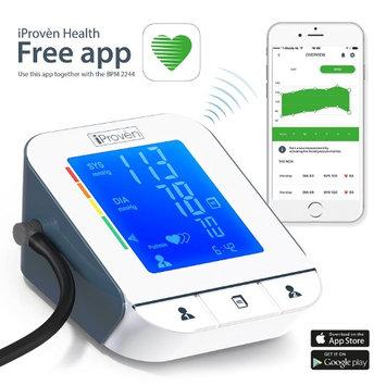 Iproven iProvèn Blood Pressure Monitor BPM-2244BT