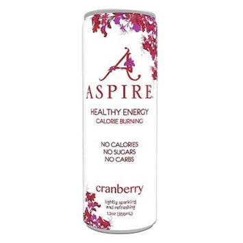 Aspire Cranberry Energy Drink - 12 fl oz Can