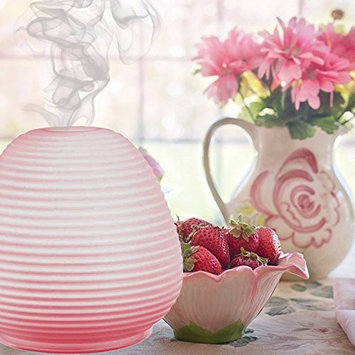 ZAQ Paradise Glass LiteMist Aromatherapy Essential Oil Diffuser