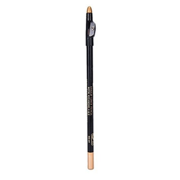 1 Pcs Eyebrow Pencil Cosmetics With Sharpener Lid Longlasting,Black By Team-Management