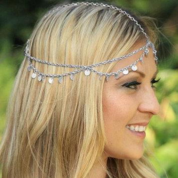 Datework Tassels Chain Jewelry Headband