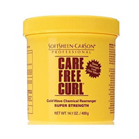 CARE FREE CURL Cold Wave Chemical REARRANGER SUPER STRENGTH 14oz