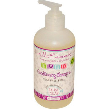 Mill Creek Botanicals Mill Creek Baby Conditioning Shampoo with Witch Hazel, 8.5 oz