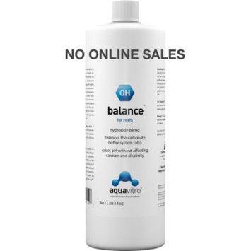 Seachem Laboratories ASM7515 Aqua Vitro Reef Balance - 1 Liter- 34 Fl Oz