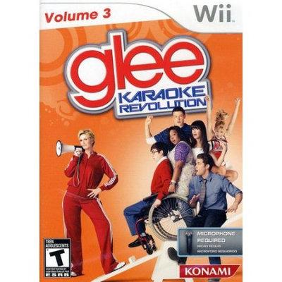 Konami Digital Entertainment Karaoke Revolution Glee Vol. 3 (Software Only)