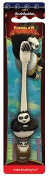 Ashtel Studios 00651-288 Brush Buddies Kung Fu Panda Sculpted Manual Toothbrush - Pack of 10
