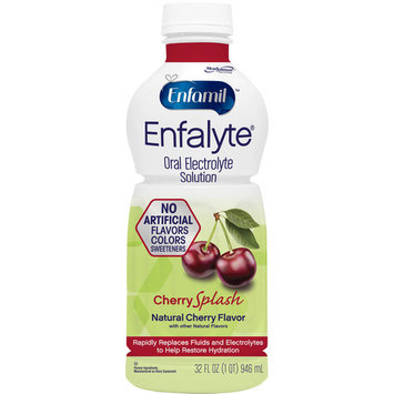 Enfamil™ Enfalyte® Cherry Splash Oral Electrolyte Solution