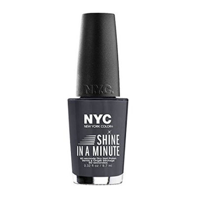 Del Laboratories, Inc. In A New York Color Minute Quick Dry Nail Polish China Town 0.33 Oz.