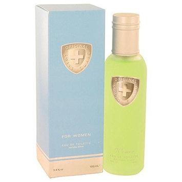 Swiss Guard by Swiss Guard Eau De Toilette Spray 3.4 oz for Women - 100% Authentic