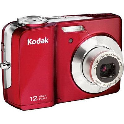 Kodak EasyShare C182 (Red) Digital Camera