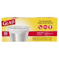 Glad Small Trash Bags - 4 Gallon - 30 ct