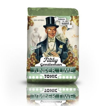 Filthy Farmgirl Filthy Gentleman Juniper Lime Tonic Soap Bar