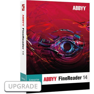 ABBYY FREUW14E ABBYY FineReader 14 Enterprise Upgrade ESD (Digital Code)