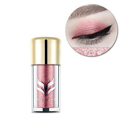 Frcolor Glitter Eyes Powder Eyeshadow Powder Pigments Waterproof Long Lasting Eyes Shimmer Nude Loose Eye Shadow