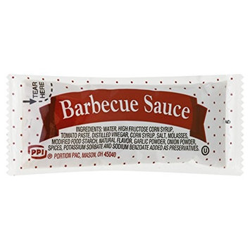 Portion Pack Sauce Barbecue, 12-Gram (Pack of 500)
