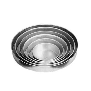 American Metalcraft - T80101.5 - 10 in by 1 1/2 in Deep Tin Pizza Pan