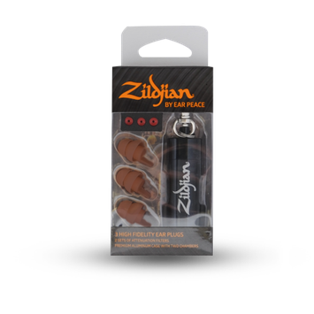 Zildjian HD Earplugs Dark