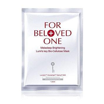 For Beloved One Melasleep Brightening Lumi's Key Bio-Cellulose Mask 3pcs