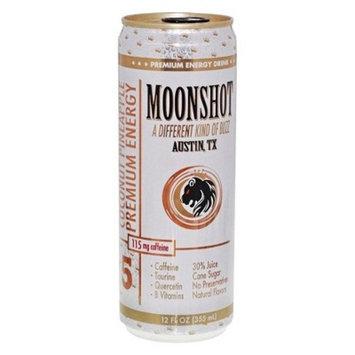 Moonshot Coconut Pineapple Energy Drink - 12 fl oz Can