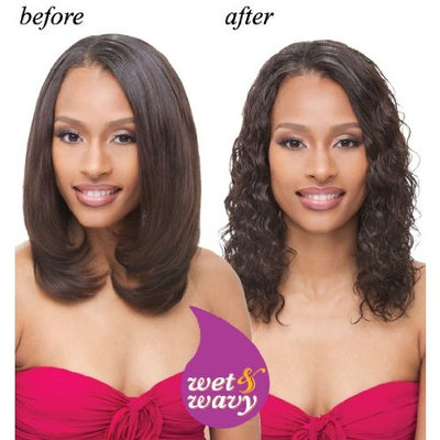 Janet Collection Indian Remi Human Hair Weave Ripple Deep 10
