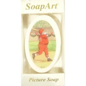 Soap Art Picture Soap - Santa Claus