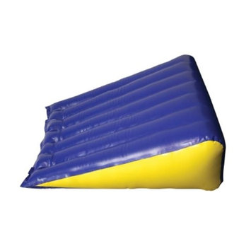 Hwa Nan Plastics Manufacturer 1359001 Abilitations Light-Weight Inflatable Wedge Vinyl - 48 x 48 x 12 in.