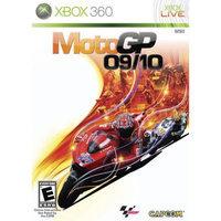 Capcom 33017 Moto GP 09/10 X360 Game