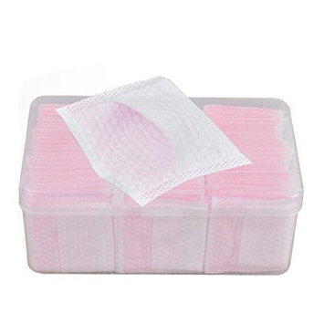 160pcs Natural Unbleached Cosmetic Make Up Cotton Pads for Skin Care Applying Lotion Removing Nail Polish Makeup