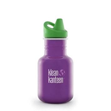 Klean Kanteen 12oz Kid Kanteen Sippy Water Bottle with Sippy Cap - KK-K12CSIPPY (Sugar Plum)