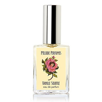 Vanille Souffle perfume. Sweet Vanilla Floral fragrance. Vintage Style