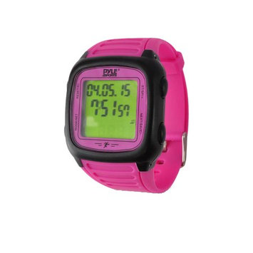 Pyle Heart Rate Speed & Distance Wrist Watch