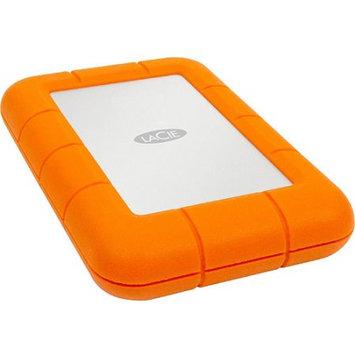 LaCie - Rugged USB3 Thunderbolt Series - Orange - Orange