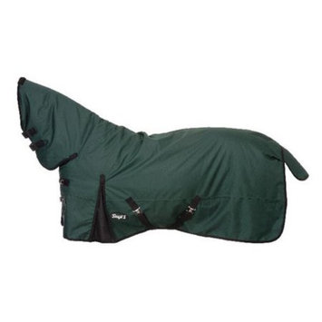 Jt Intl Distributers Inc Tough-1 1200D Waterproof Poly Full Neck Turnout Blanket