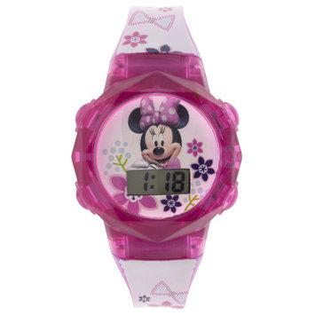Minnie Mouse Flashing Light Watch