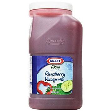 Kraft Brand Dressing Fat-Free Liquid, Raspberry Vinaigrette, 128 Ounce