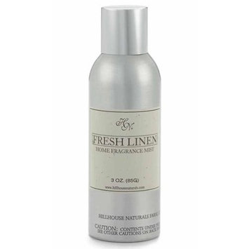 Hillhouse Naturals Fragrance Mist 3 Oz. - Fresh Linen