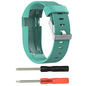 Fitbit Charge HR Accessory,AutumnFall 1PC Replacement Silicone Band Rubber Strap Wristband Bracelet For Fitbit Charge HR,Band Width: 22MM/Band Length:160-190MM,Small Size