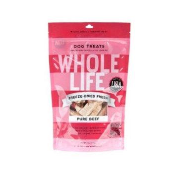 Whole Life Freeze-Dried Dog & Cat Treats Beef 4 oz
