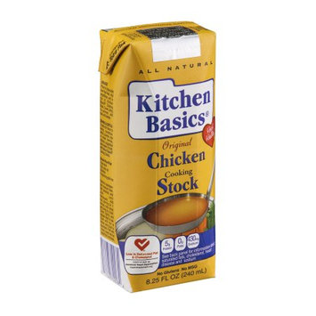 Kitchen Basics Original Chicken Stock, 8.25 OZ (Pack of 4)