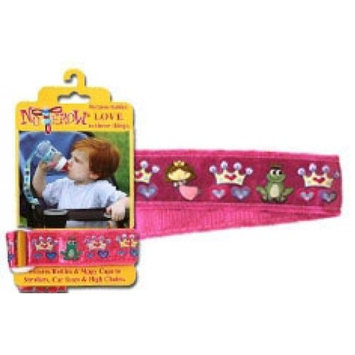 Twin Beginnings PNT07 Pink Princess-Frog - Pack of 3