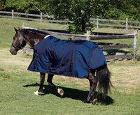 Shires Equestrian Shires Stormcheeta 2000D T/O Blanket 200g 78 Navy