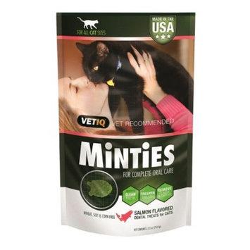 VetIQ® Minties Salmon Flavor Dental Cat Treats 2.5oz