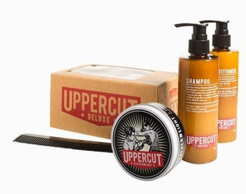 Uppercut Featherweight Hair Wax Gift Pack Plastic Black