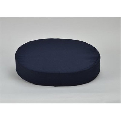 Living Health Products AZ-74-5009-18N Donut Cushion - Navy Large