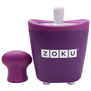 Zoku Single Purple Quick Pop Maker